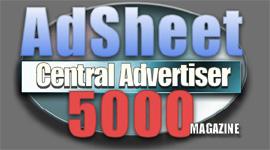 AdSheet Central Advertiser 5000